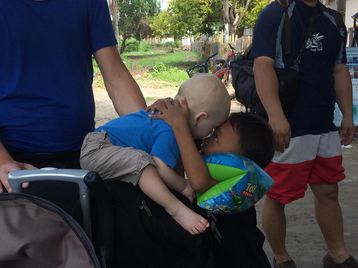 Bali mit Baby 2
