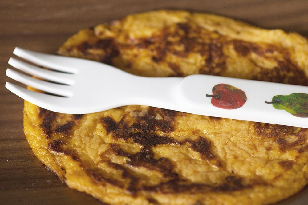 Suesskartoffel-Pfannkuchen 2