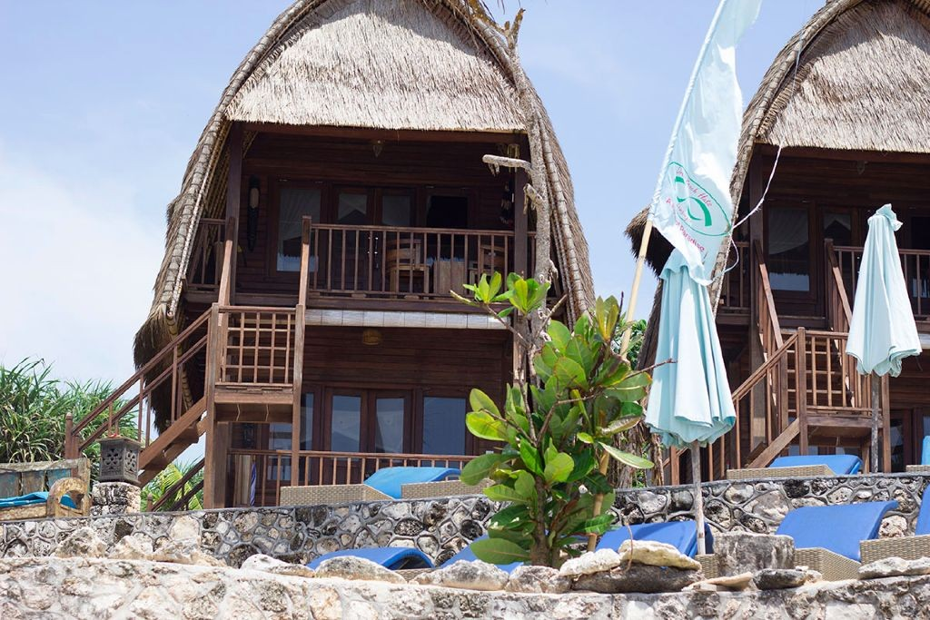 Dream Beach Hut Nusa Lembongan