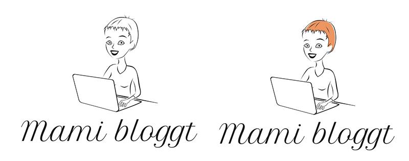 Mami bloggt Logofindung 1