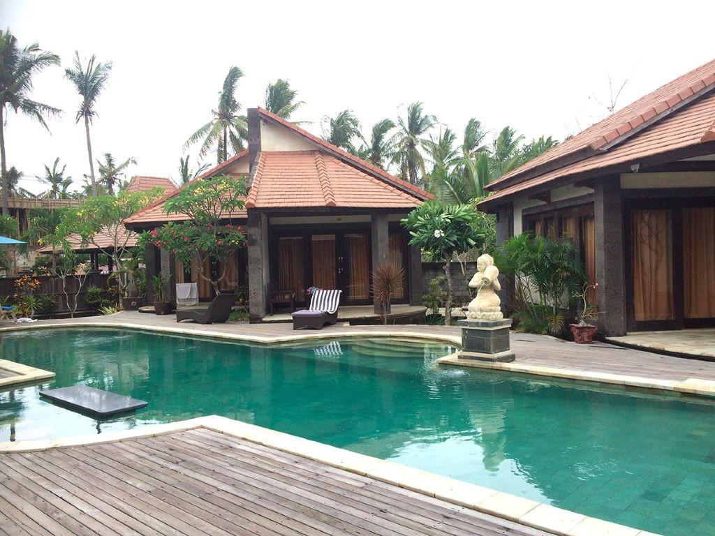 Pondok Baruna Frangipani Nusa Lembongan