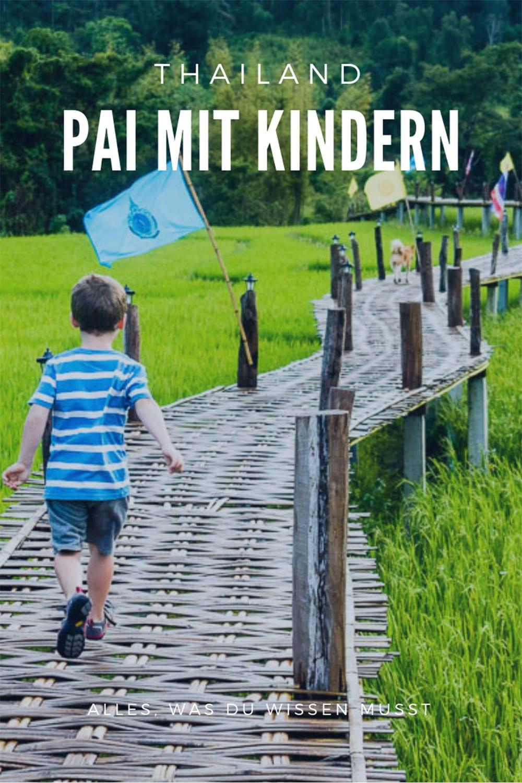 Nordthailand mit Kindern
