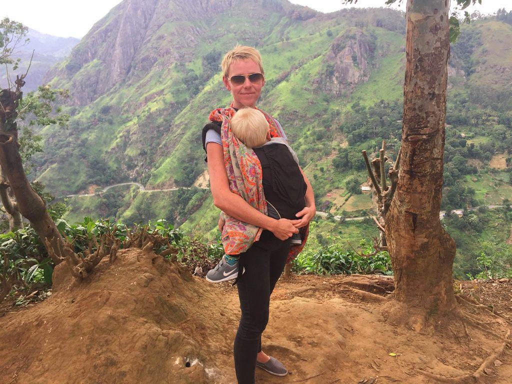 Backpacking mit Kind – zuhause angekommen