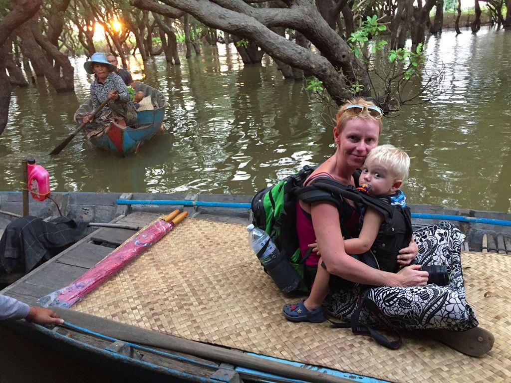 Packliste Asien – Backpacking mit Kind 10