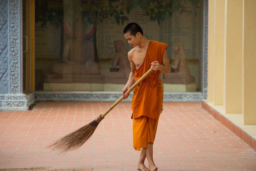 Kambodscha Haken