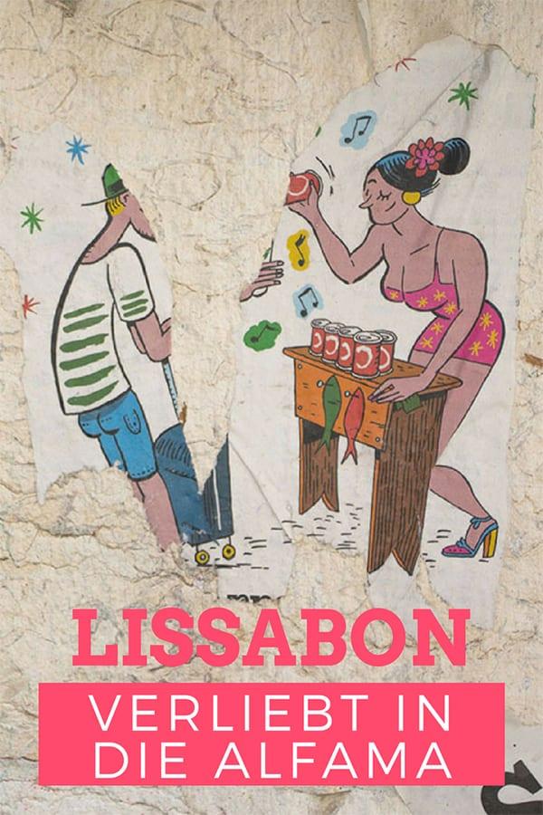 Lissabon Alfama – Pin für Pinterest