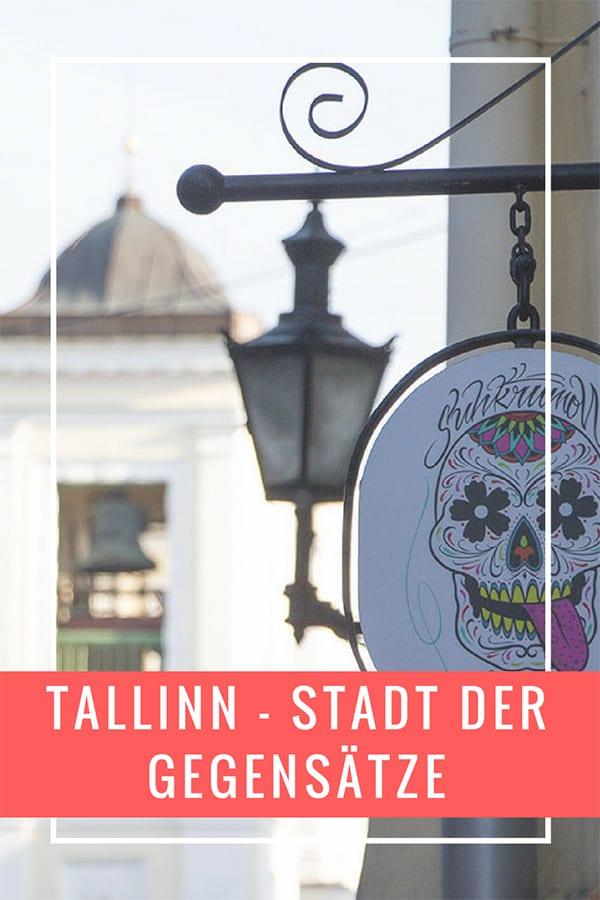 Tallinn Reisen – Stadt der Gegensätze