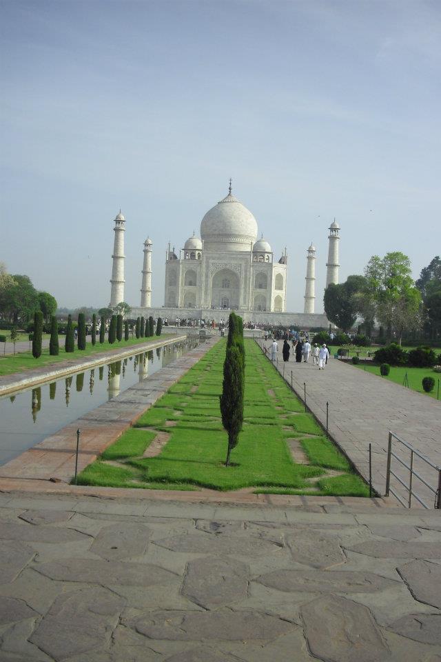Indien mit Kindern