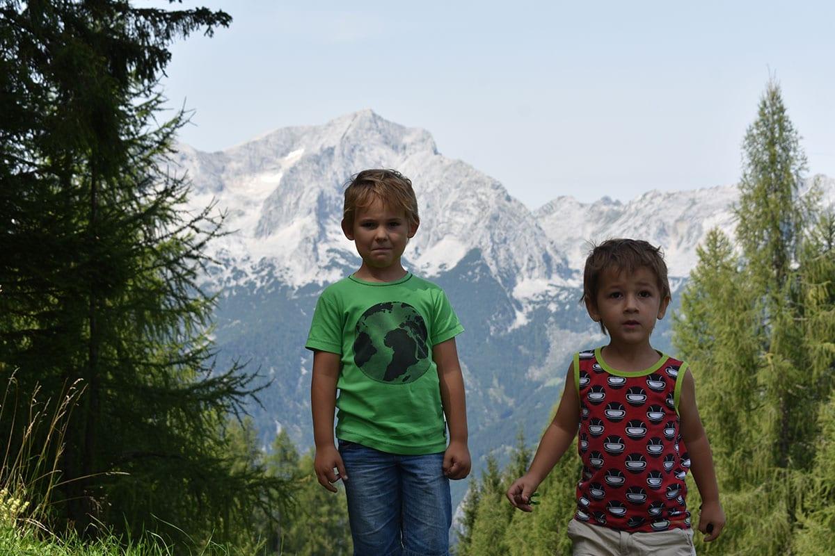 Oberösterreich mit Kindern Ausflufsziele in den Bergen