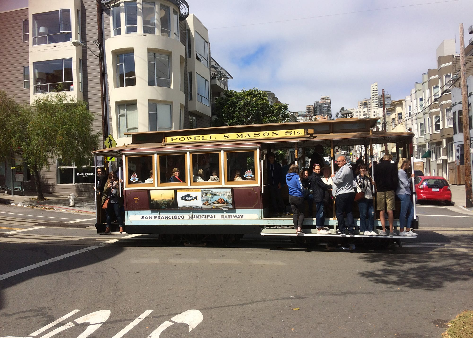 San Francisco an einem Tag Highlights