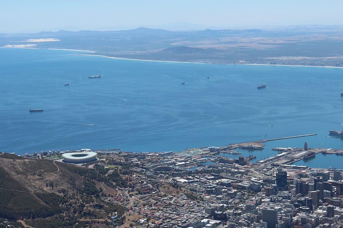 Südafrika mit Kindern Kapstadt
