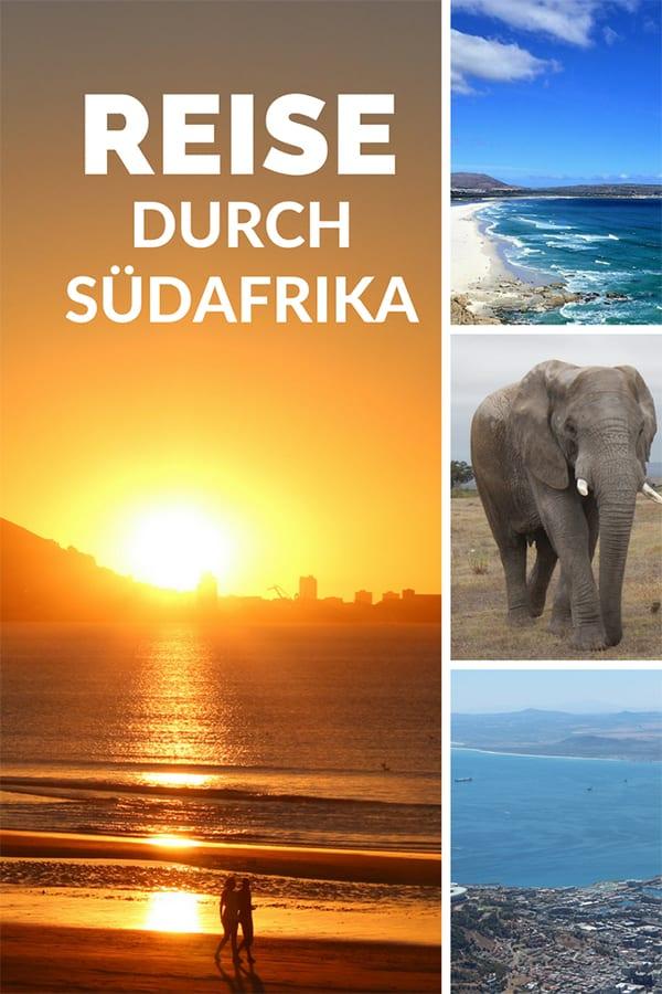 familienreise Südafrika – Pin auf Pinterest