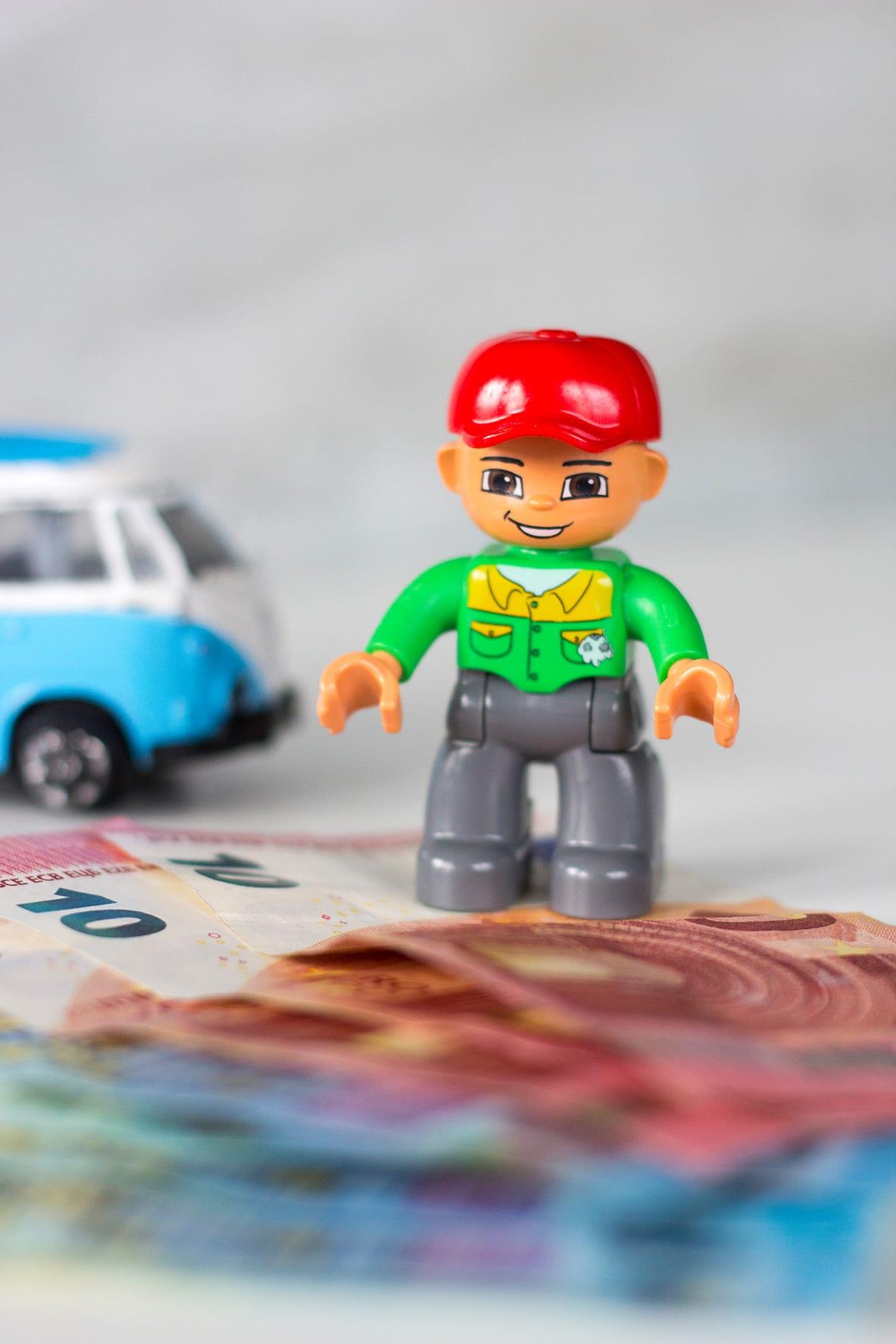 Ist es wichtig für mich, dass ich das angesparte Geld auch flexibel abrufen kann – oder will ich die Geldanlage erst zu einem bestimmten Alter des Kindes zur Verfügung haben?