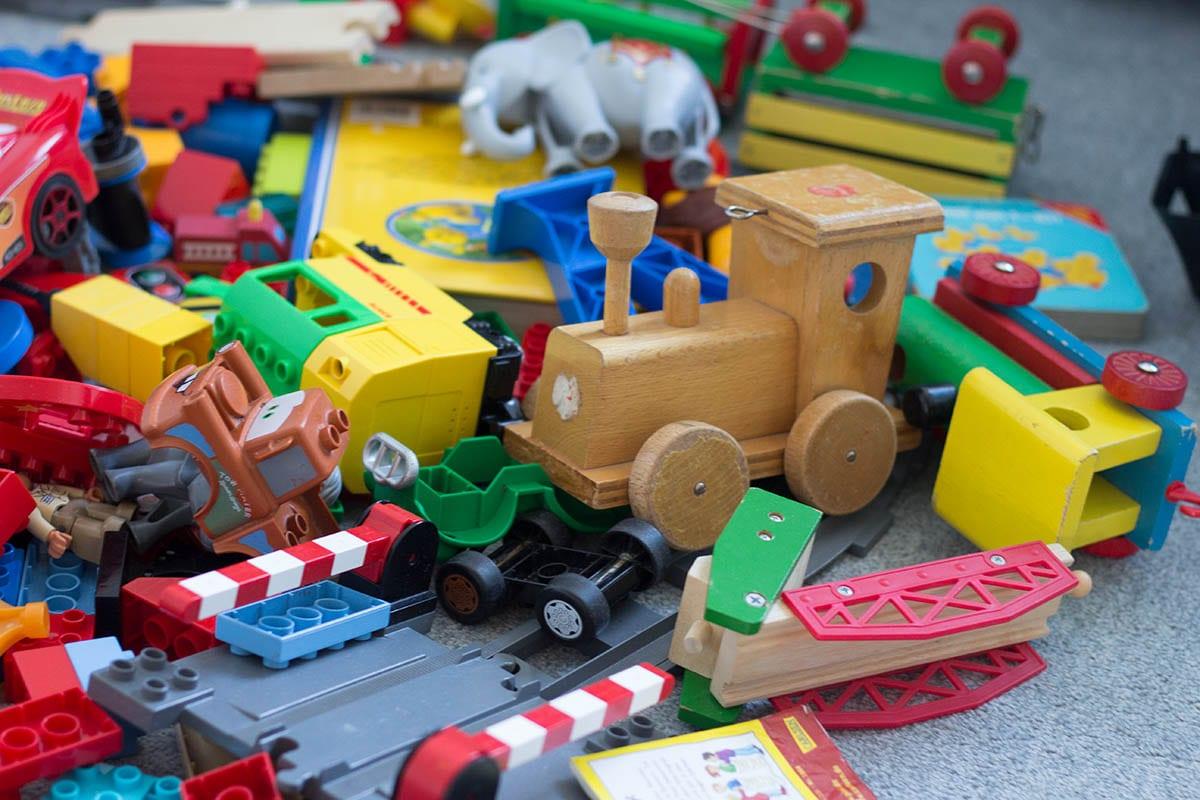 Ausmisten Challenge – Kinderzimmer ausmisten