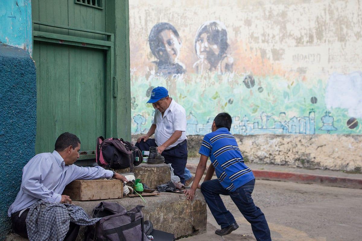El Salvador Urlaub – die Menschen hier sind sehr hilfsbreiet