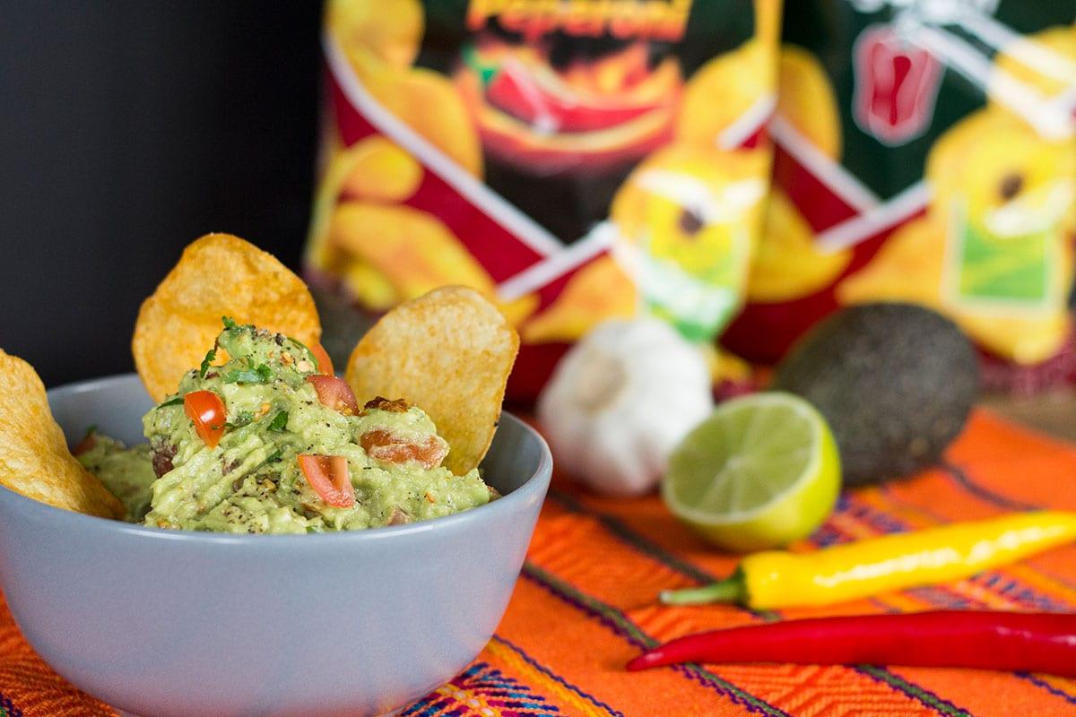 Mexikanische Küche funny-frisch Chips-Wahl 2018