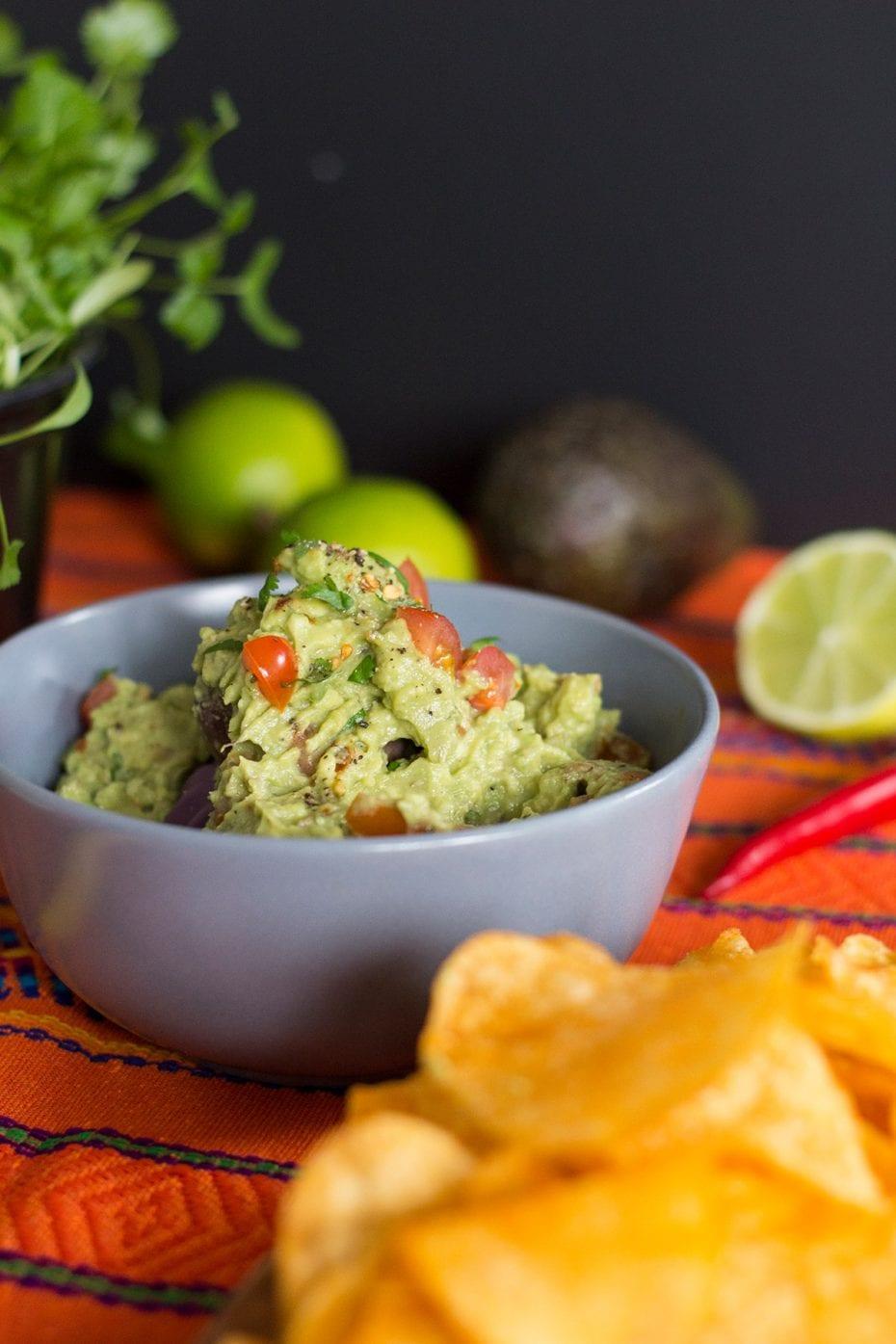 Guacamole selber machen Rezept