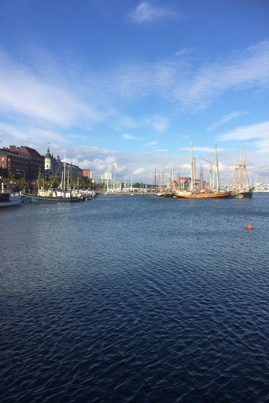 Städtereise Helsinki an einem Tag – hafen
