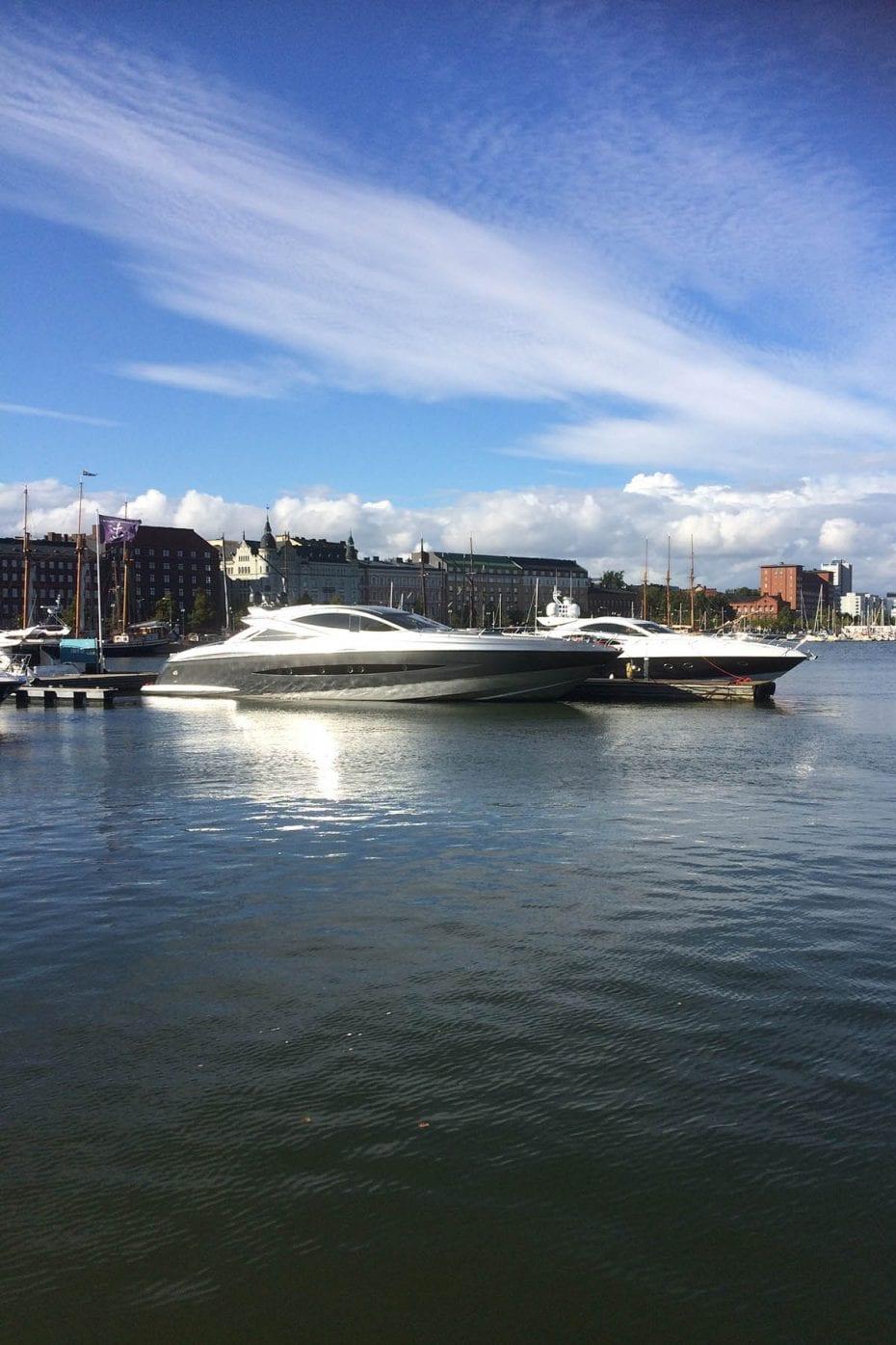 Städtereise Helsinki an einem Tag – vom hafen aus geht die Fähre nach Tallinn