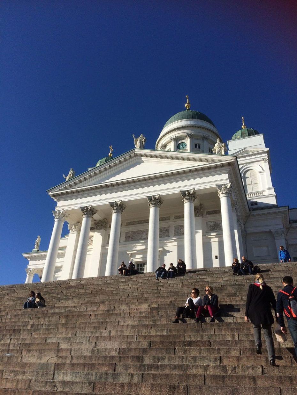 Städtereise Helsinki an einem Tag – der Helsinki Dom