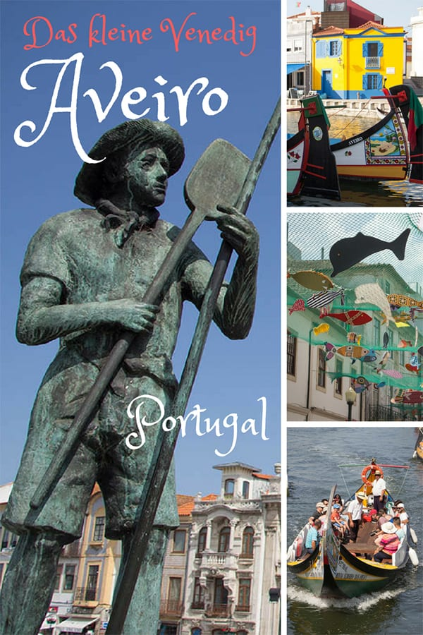 Portugal Aveiro – Pin für Pinterest