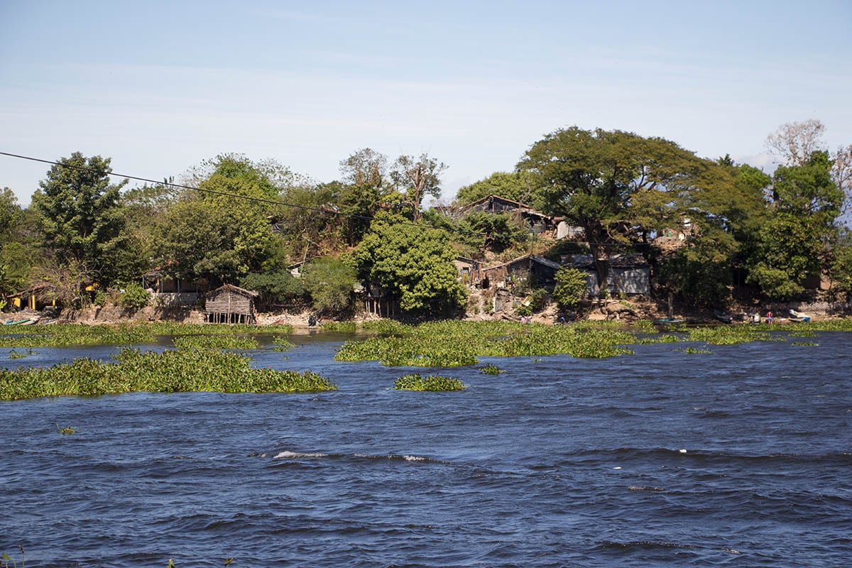 El Salvador Sehenswürdigkeiten & Higlights – Lago de Suchitlán bei Suchitoto