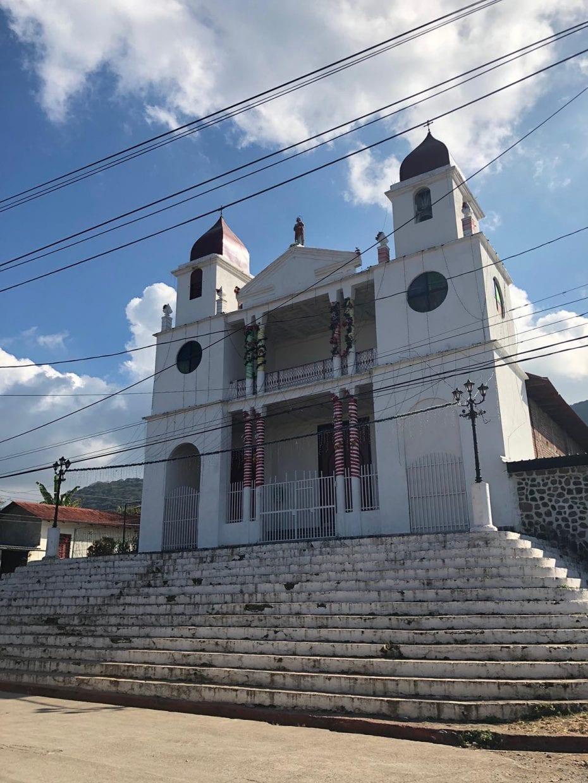 El Salvador Sehenswürdigkeiten & Highlights – Kirche in Alegría