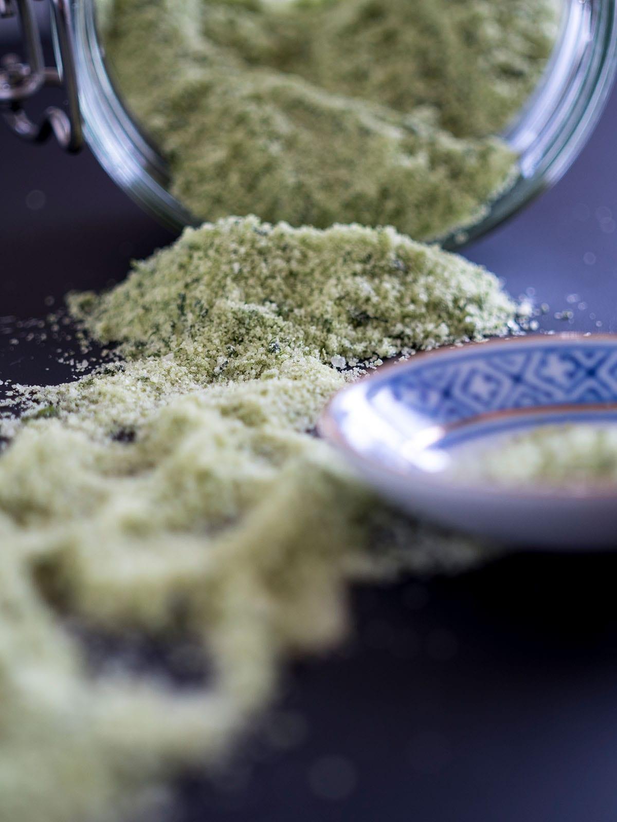 Rezept Bärlauchsalz selber machen