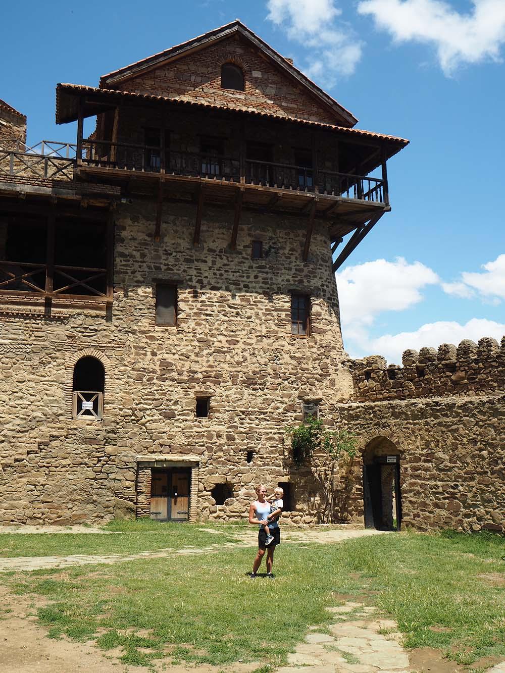 Georgien Urlaub: Tipps & Highlights für eine faszinierende Rundreise – Kloster Dawit Garedscha