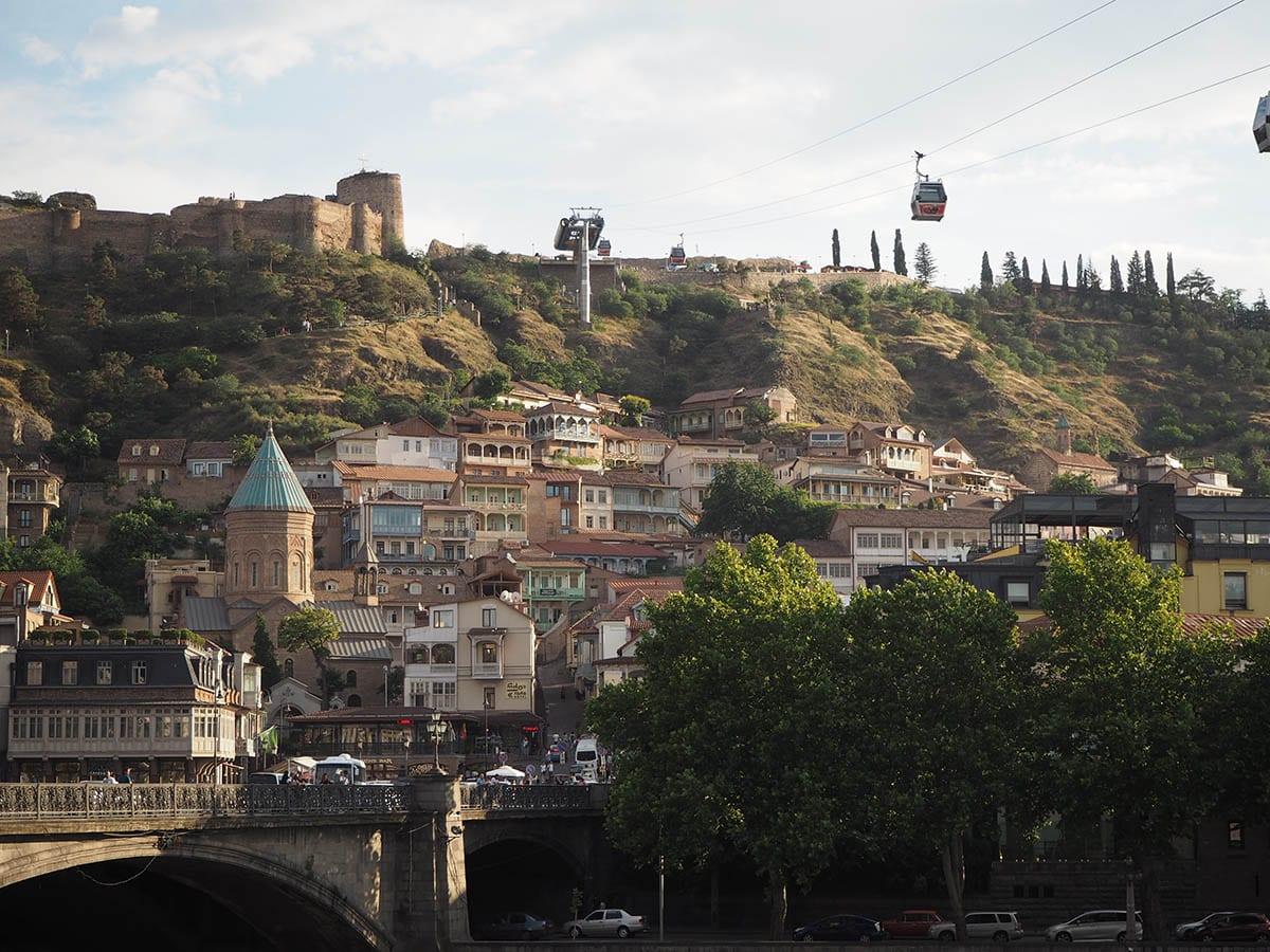 Georgien Urlaub: Tipps & Highlights für eine faszinierende Rundreise – Tiflis