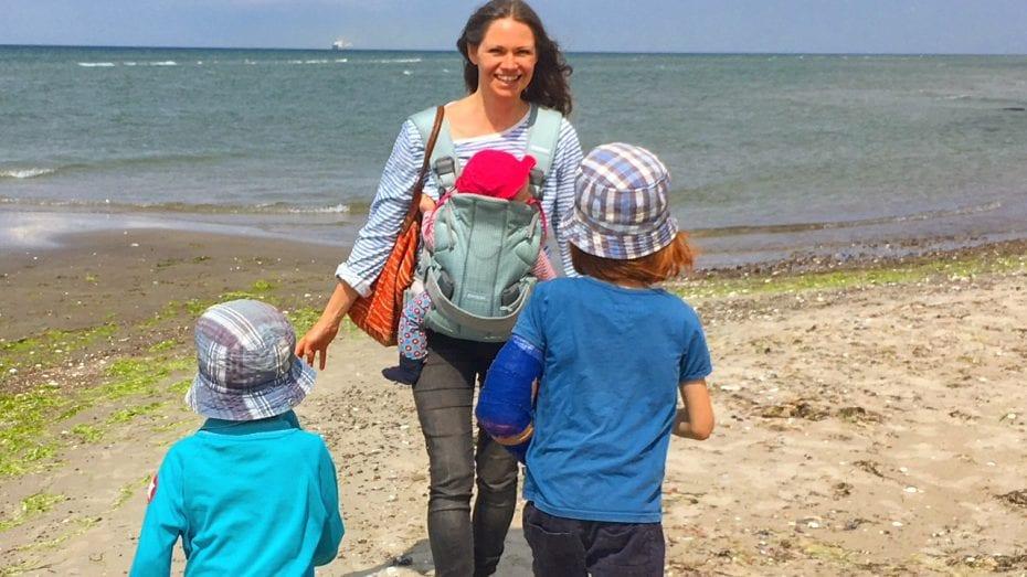 Burnout bei Müttern vermeiden – ein Interview mit einer Expertin
