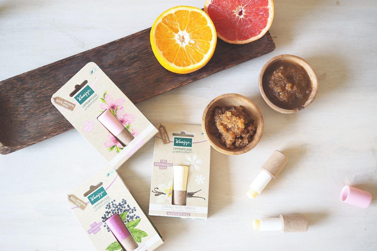 Lippenpeeling DIY und natürliche Lippenpflege