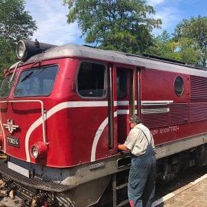 Rhodopenbahn Bulgarien Reisebericht