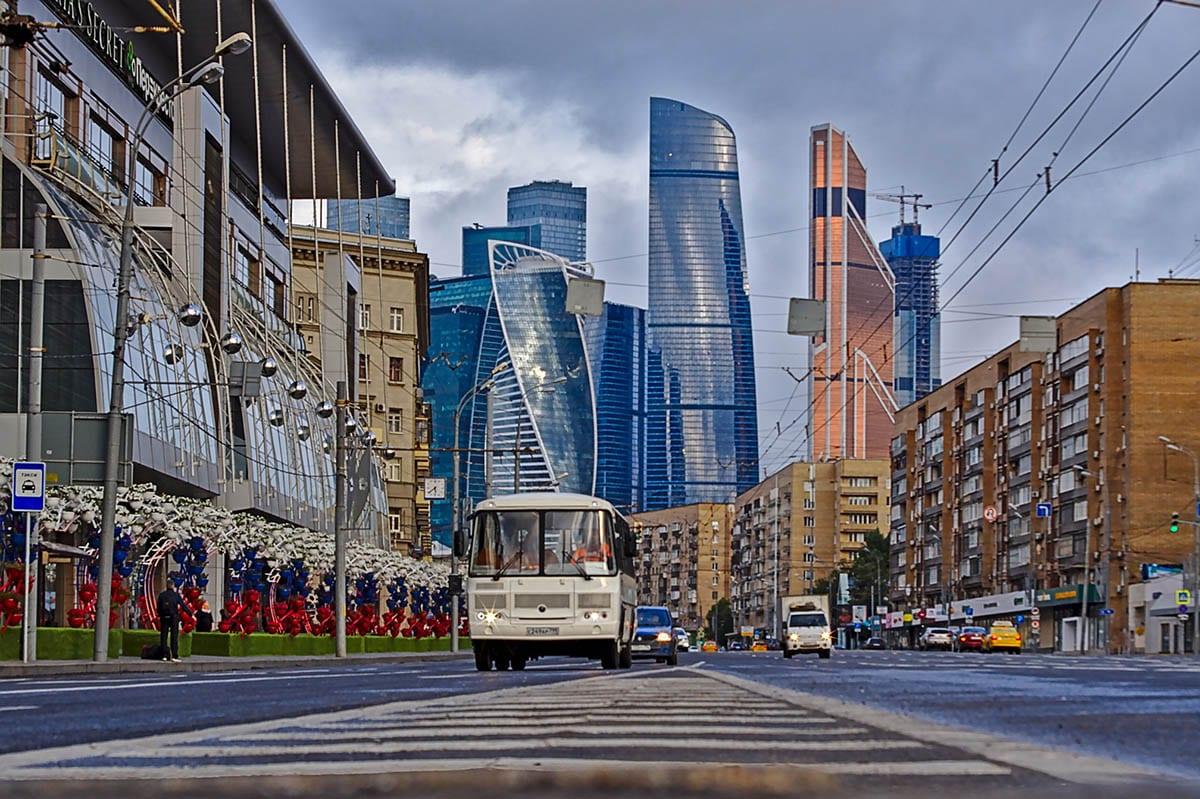 Transsibirische Eisenbahn mit Kindern – Moskau