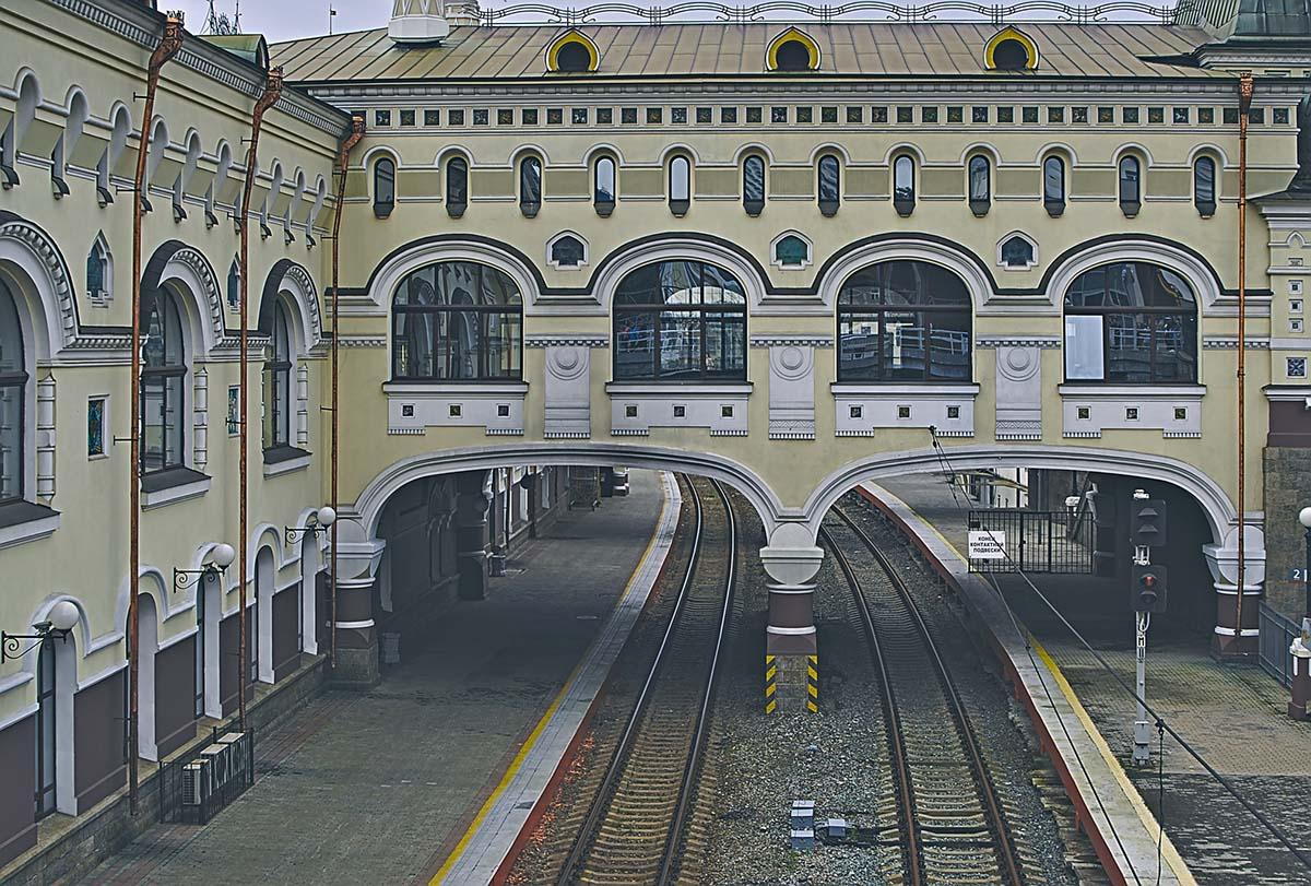 Transsibirische Eisenbahn mit Kindern – Irkutsk