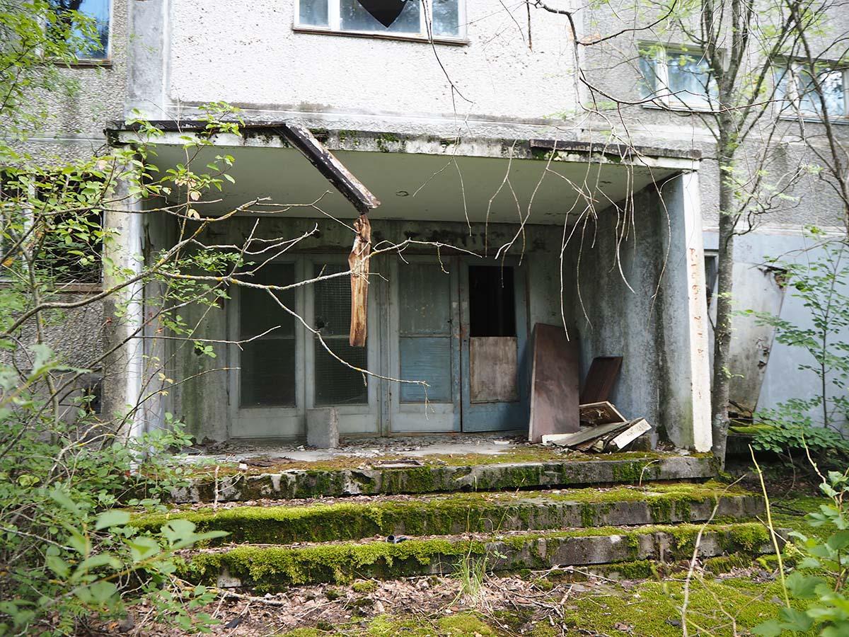 Tshernobyl Tour Reisebericht