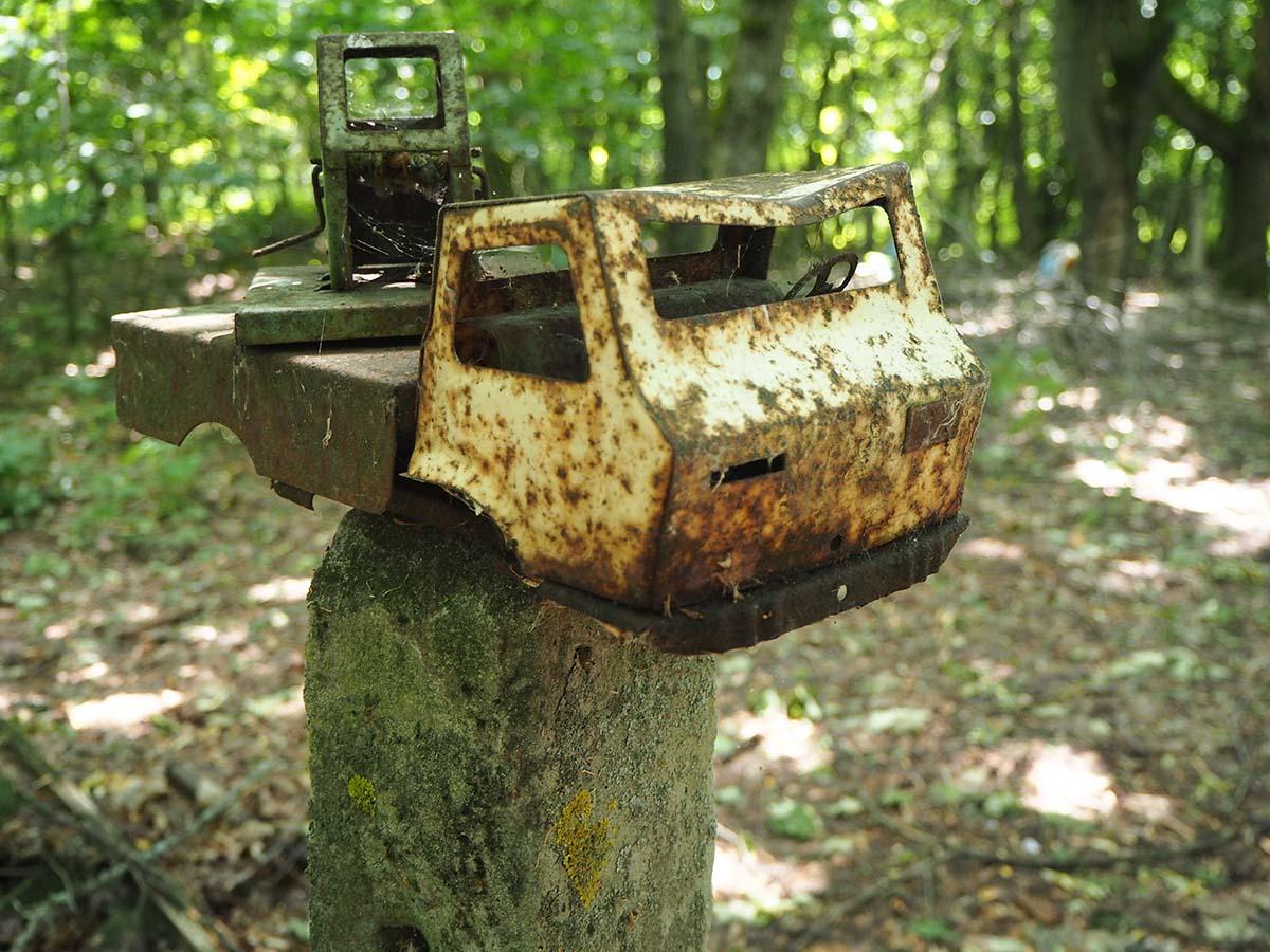 Tschernobyl Tour Reisebericht