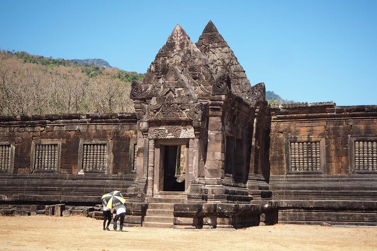 Individuelle Laos Reisen – Wat Phu Champasak