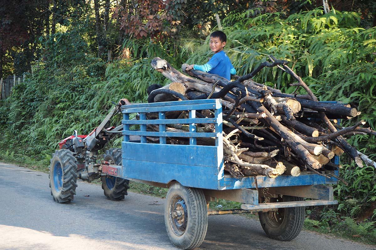 Individuelle Laos Reisen – Umgebung von Vang Vieng