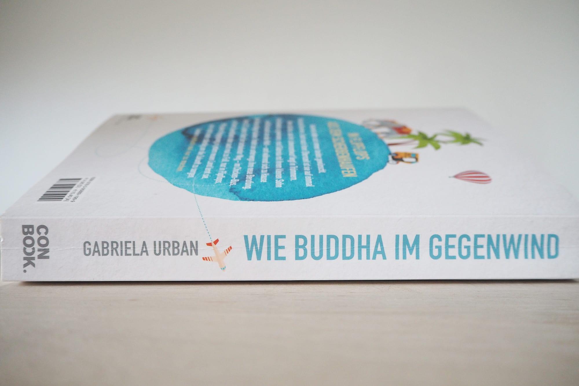Gewinnspiel: Wie Buddha im Gegenwind