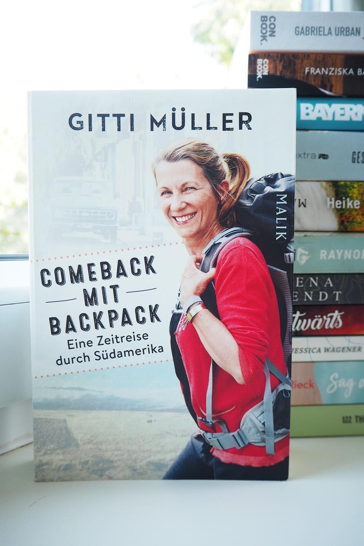 Die besten Reisebücher von Frauen – Comeback mit Backpack
