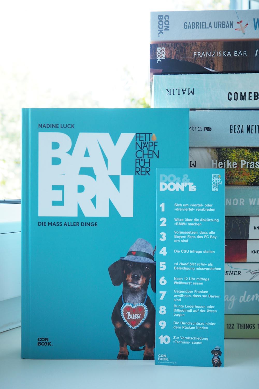 Die besten Reisebücher von Frauen – Fettnäpfchenführer Bayern