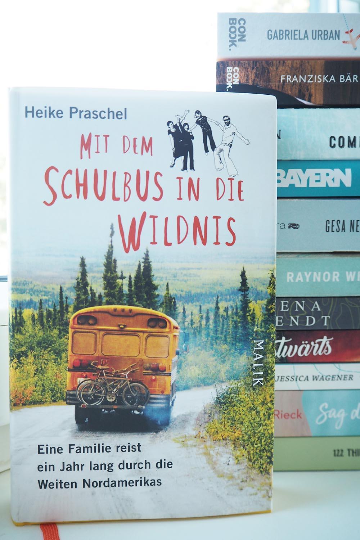 Die besten Reisebücher von Frauen – Mit dem Schulbus in die Wildnis