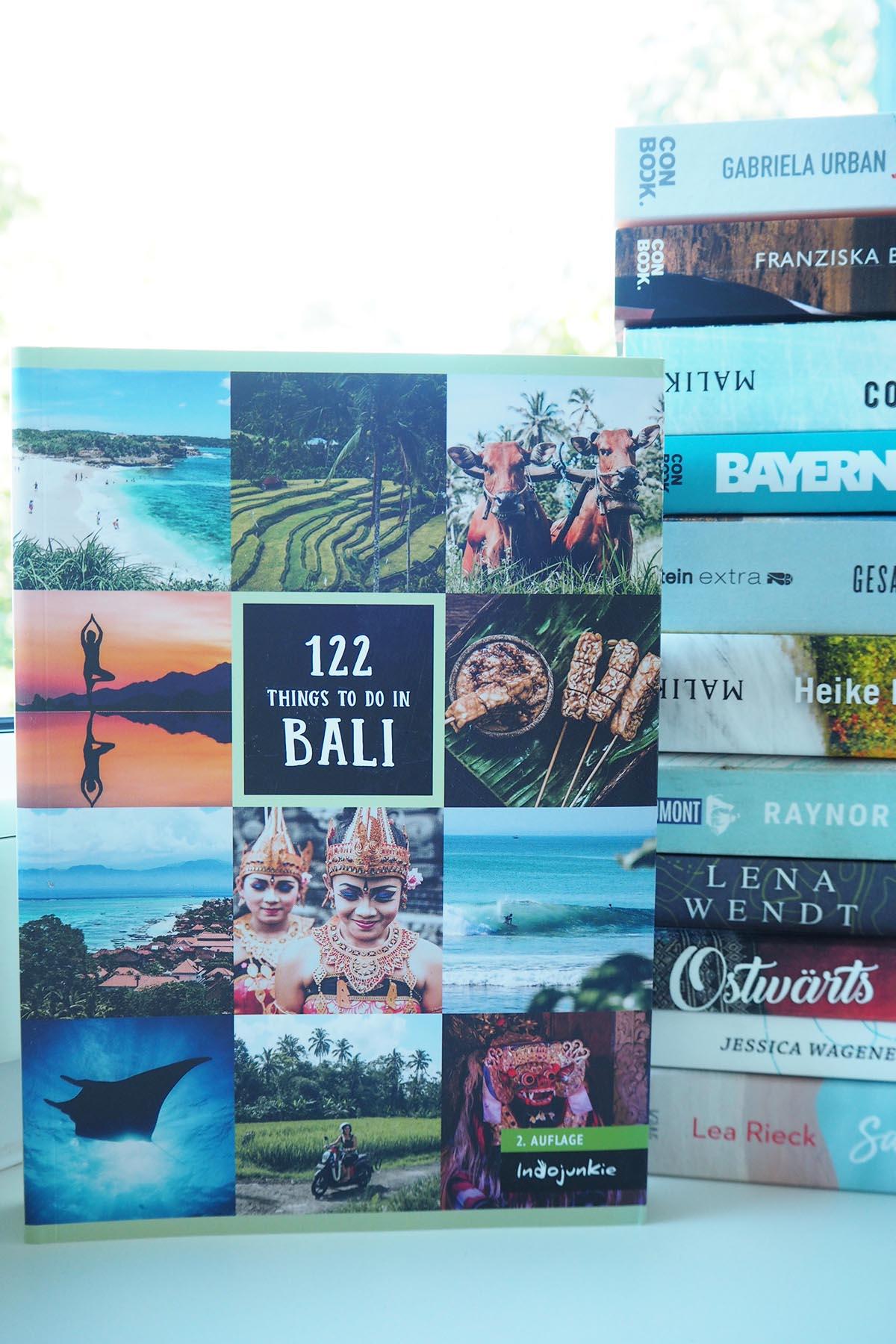 Die besten Reisebücher von Frauen – 122 Things to do in Bali