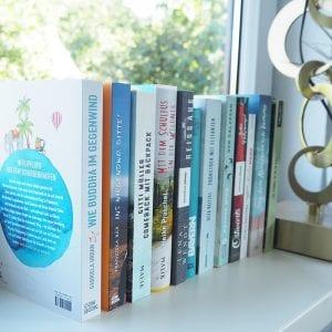 Die besten Reisebücher von Frauen – meine absoluten Lieblings Empfehlungen