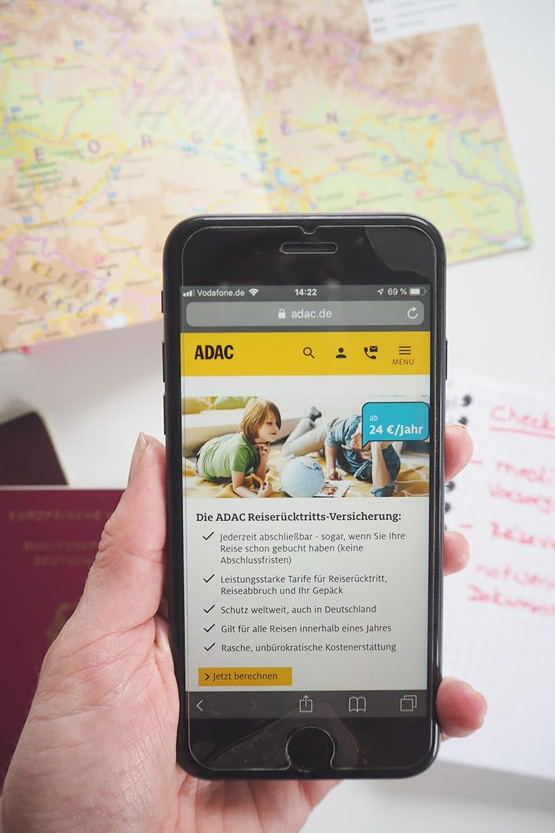 Urlaub mit Kinder Checkliste zum Ausdrucken – was du vor deinem Familienurlaub bedenken und erledigen solltest