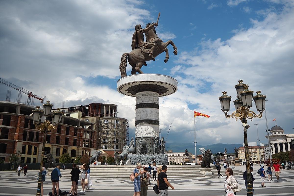 Mazedonien Urlaub Reisetipps – Skopje