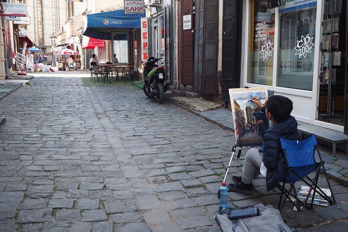 Mazedonien Urlaub Reisetipps Bitola türkisches Viertel