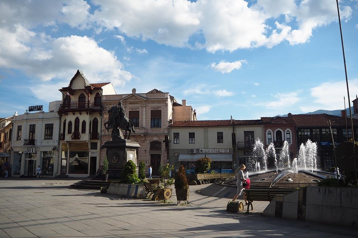 Mazedonien Urlaub Reisetipps – Bitola die wunderschöne Altstadt