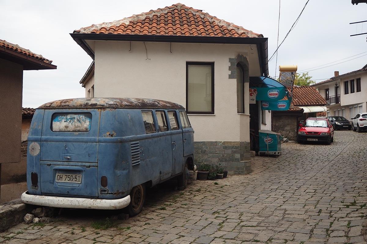 Mazedonien Urlaub Reisetipps Ohridsee Altstadt